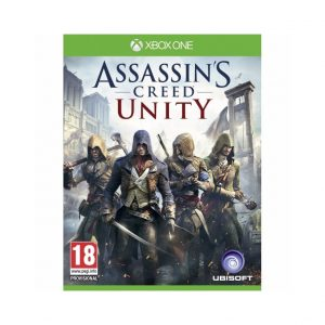 Assassins Creed Unity XBOX One (seminovo)