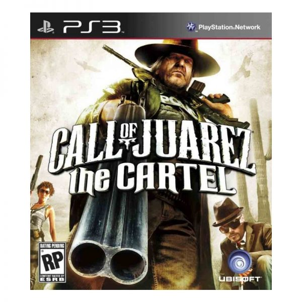 Call of Juarez The Cartel (seminovo)
