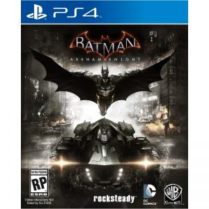 Batman Arkham Knight PS4 (seminovo)
