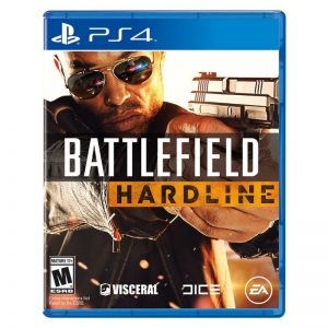 Battlefield Hardline PS4 (seminovo)