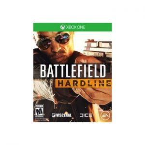 Battlefield Hardline XBOX One (seminovo)