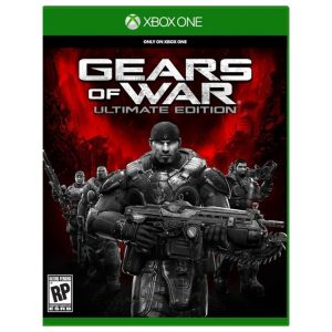 Gears of War Ultimate Edition XBOX ONE (seminovo)