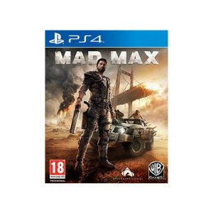 Mad Max PS4 (seminovo)