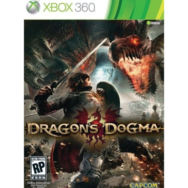 Dragon's Dogma XBOX 360 (seminovo)