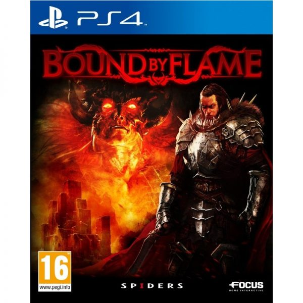 Bound by Flame PS4 (seminovo)