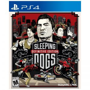 Sleeping Dogs Definitive Edition PS4 (seminovo)