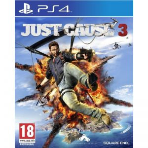Just Cause 3 PS4 (seminovo)