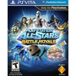 Playstation All Stars Battle Royale Vita (seminovo)