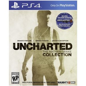 Uncharted The Nathan Drake Collection PS4 (seminovo)
