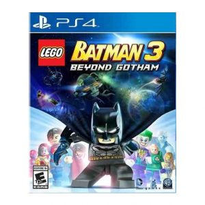 Lego Batman 3 PS4 (seminovo)