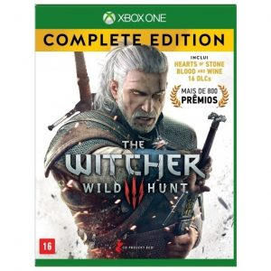 The Witcher 3 Complete Edition XBOX One