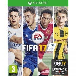 FIFA 17 XBOX One (seminovo)