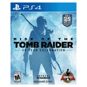 Rise of The Tomb Raider PS4 (seminovo)
