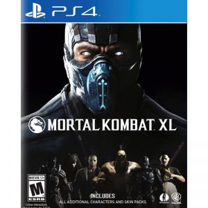 Mortal Kombat XL PS4 (seminovo)