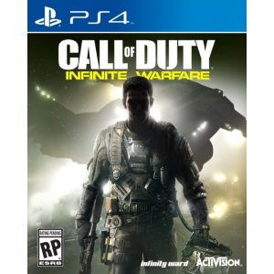 Call of Duty Infinite Warfare PS4 (seminovo)