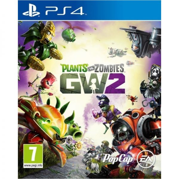 Plants VS Zombie Garden Warfare 2 PS4