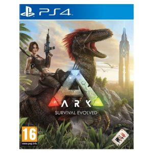 Ark Survival Evolved PS4 - PRONTA ENTREGA