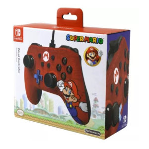 controle pro switch power a mario
