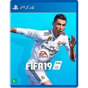 fifa 19 ps4 cover