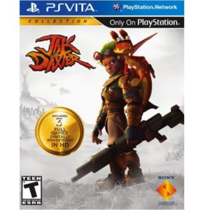 jak and daxter psvita cover
