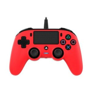 namco wired controller red