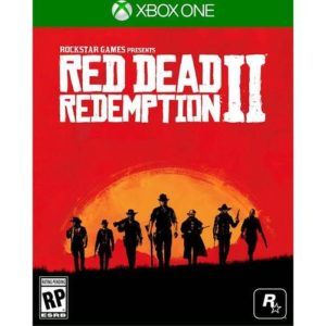 red dead redemption 2 xbox one borda