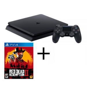 PS4 RED DEAD COMBO